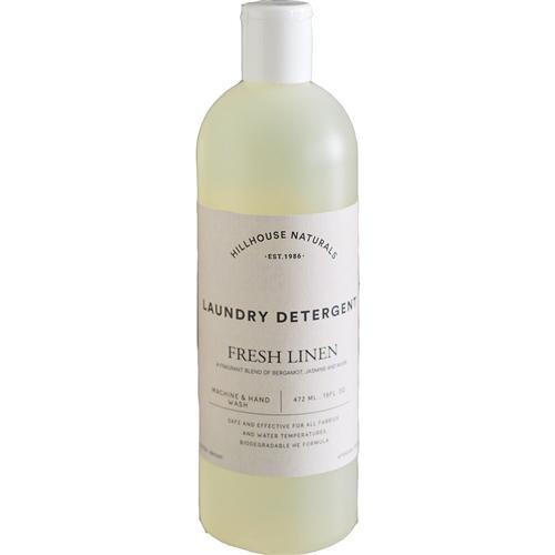 Hillhouse Naturals Laundry Detergent 16 oz. - Fresh Linen