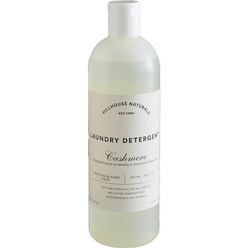 Hillhouse Naturals Laundry Detergent 16 oz. - Cashmere