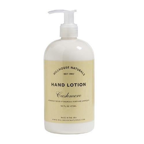 Hillhouse Naturals Hand Lotion 16 Oz. - Cashmere