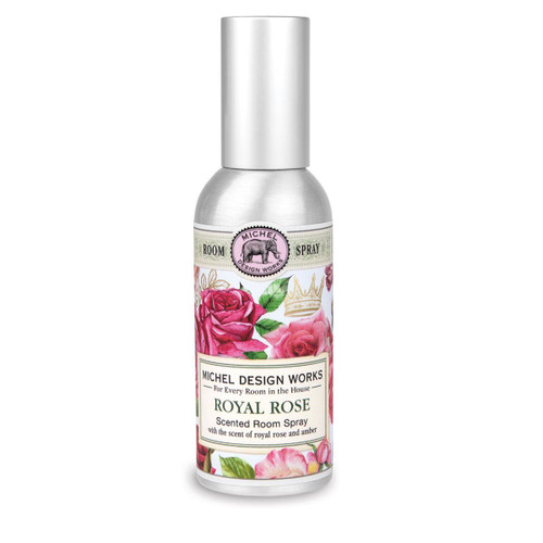 Michel Design Works Home Fragrance Spray 3.3 Oz. - Royal Rose