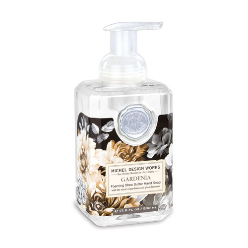 Michel Design Works Foaming Shea Butter Hand Soap 17.8 Oz. - Gardenia