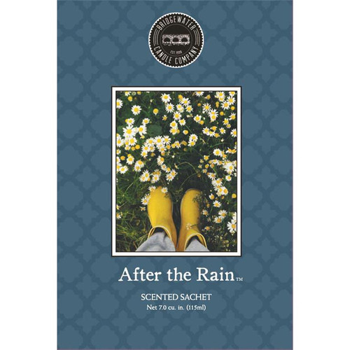 Bridgewater Candle Scented Sachet - After the Rain