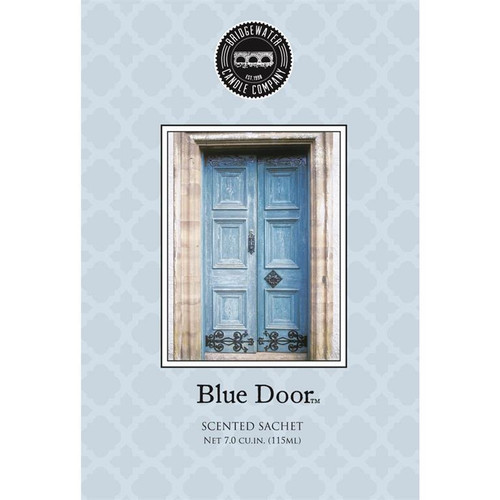Bridgewater Candle Scented Sachet - Blue Door