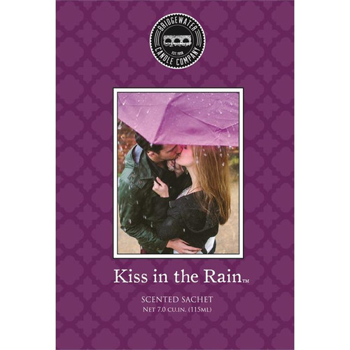 Bridgewater Candle Scented Sachet - Kiss in the Rain