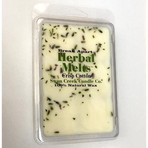 Swan Creek Candle Soy Drizzle Melt 5.25 Oz. - Crisp Cotton