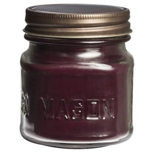 Scentations Mason Jar Candle 8.5 Oz. - Cabernet