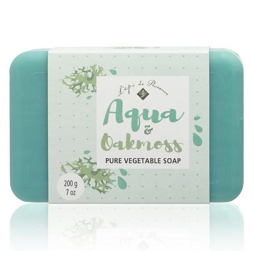 L'epi de Provence Soap 200g - Aqua & Oakmoss