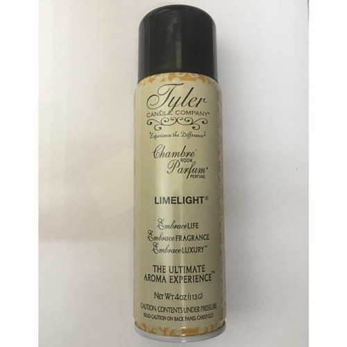 Tyler Candle 4 Oz. Chambre Parfum - Limelight