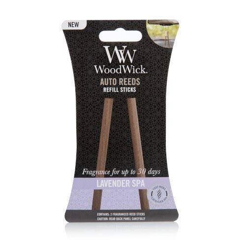 Woodwick Auto Reeds Refill Sticks - Lavender Spa