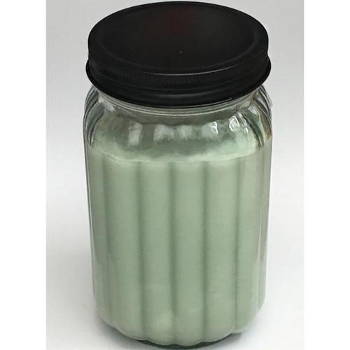 Swan Creek 100% Soy Homespun 24 Oz. Jar Candle - Thai Pear