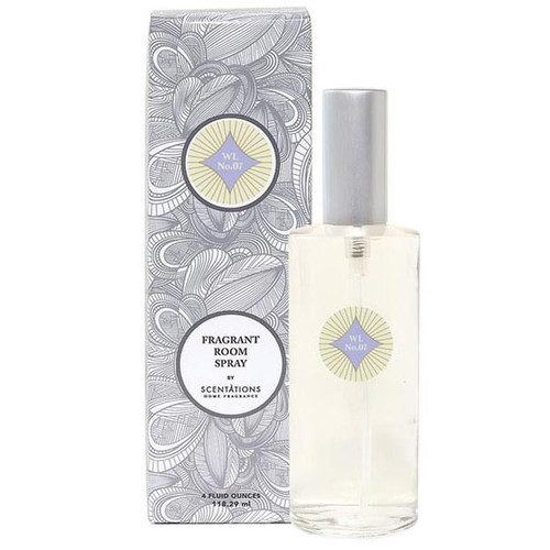 Scentations Room Spray 4 Oz. - White Linen & Lavender