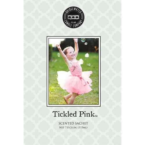 Bridgewater Candle Scented Sachet - Tickled Pink