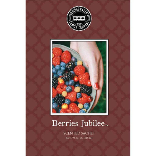 Bridgewater Candle Scented Sachet - Berries Jubilee
