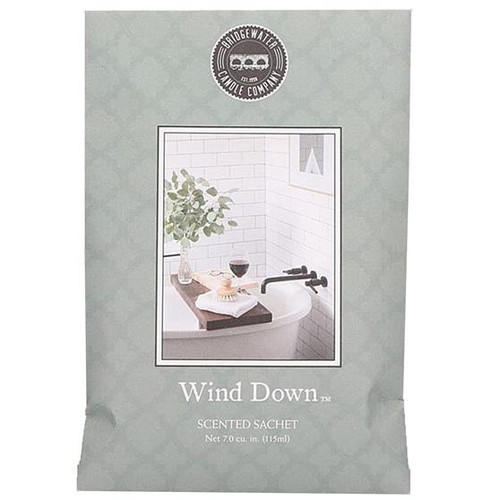 Bridgewater Candle Scented Sachet - Wind Down