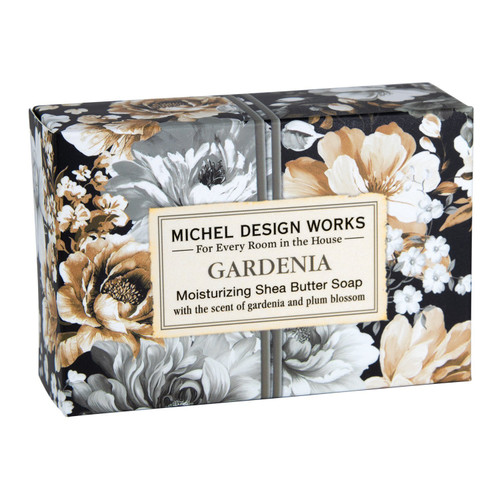 Michel Design Works Boxed Single Soap 4.5 Oz. - Gardenia
