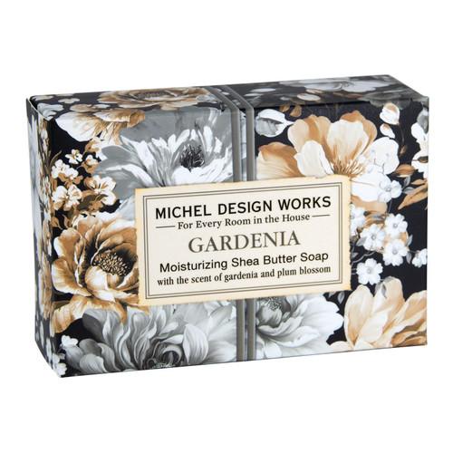 Michel Design Works Boxed Single Soap 4.5 Oz. - Gardenia
