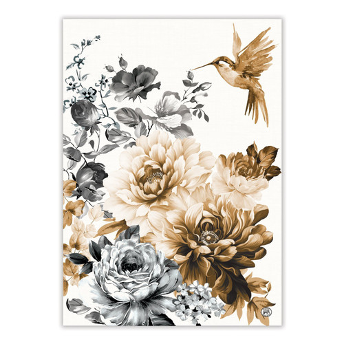 Michel Design Works Kitchen Towel - Gardenia