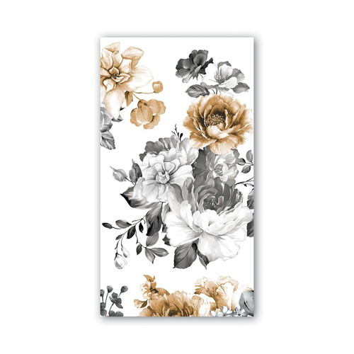 Michel Design Works Paper Hostess Napkins - Gardenia