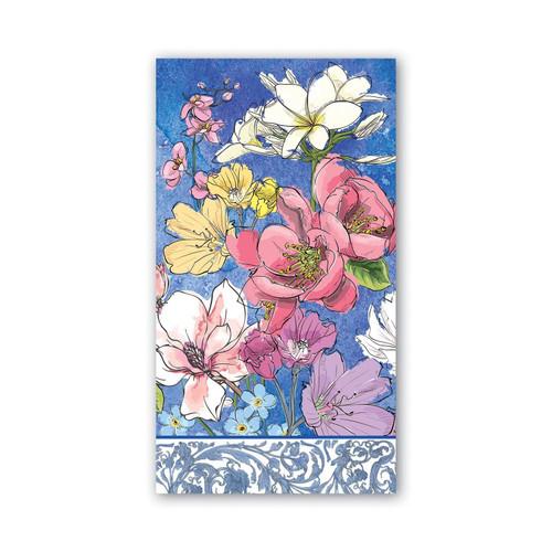 Michel Design Works Paper Hostess Napkins - Magnolia