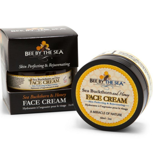 Bee by the Sea Face Cream 2 Oz.