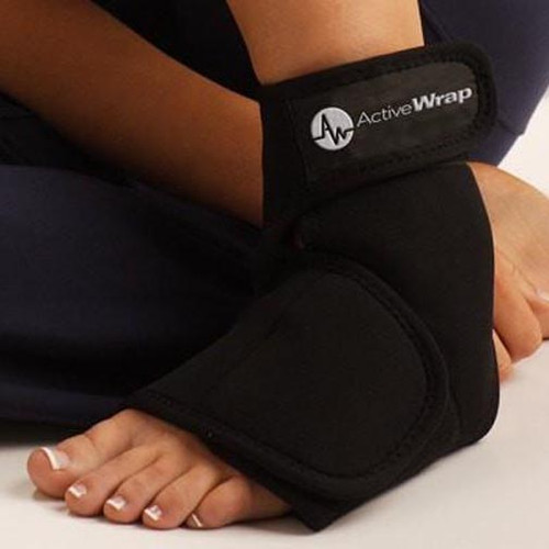 ActiveWrap Foot & Ankle Heat & Ice Therapy Wrap