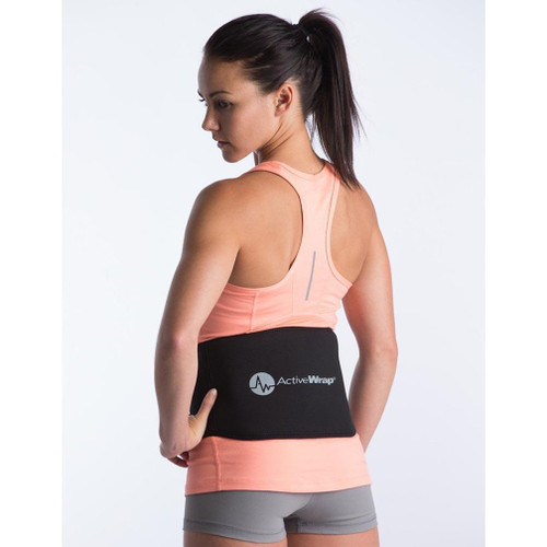 ActiveWrap Back Heat & Ice Therapy Wrap L/XL