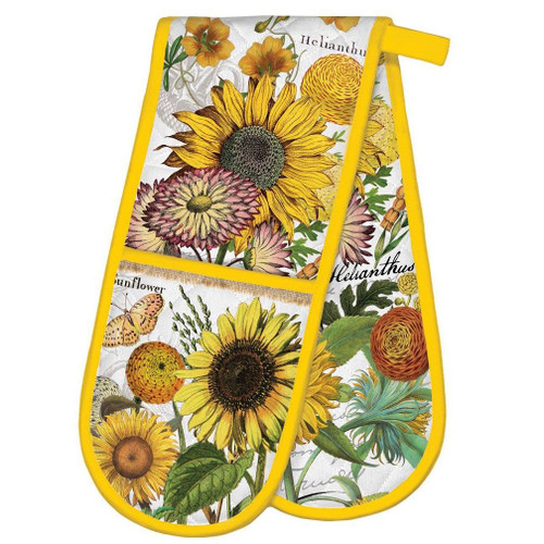 Michel Design Works Double Oven Glove - Sunflower
