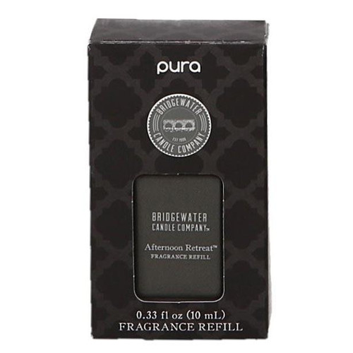 Bridgewater Candle Pura Fragrance Refill 0.33 Oz. - Afternoon Retreat