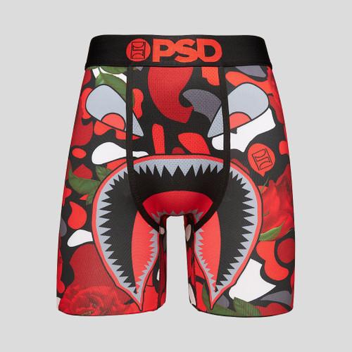PSD Underwear Boxer Briefs - Warface Rose