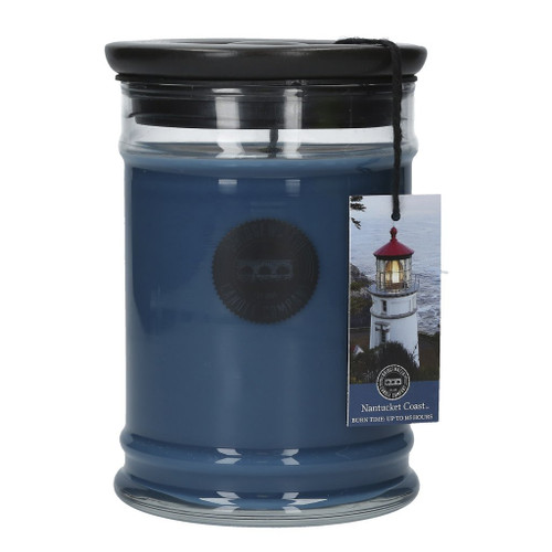 Bridgewater Candle 18 Oz. Jar - Nantucket Coast