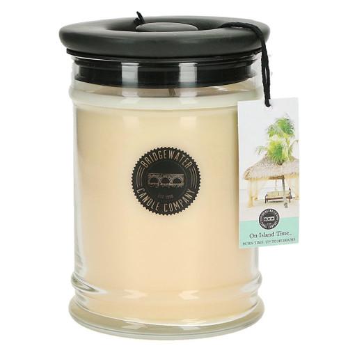 Bridgewater Candle 18 Oz. Jar - On Island Time