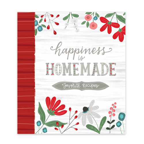 Brownlow Gifts Recipe Binder - Happiness is Homemade