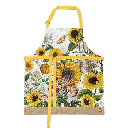 Michel Design Works Chef Apron - Sunflower