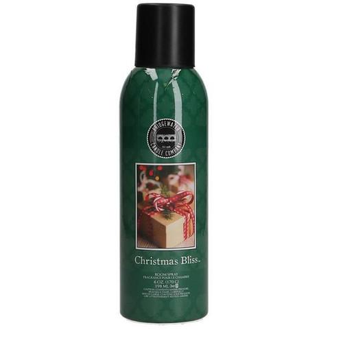 Bridgewater Candle Room Spray 6 Oz. - Christmas Bliss