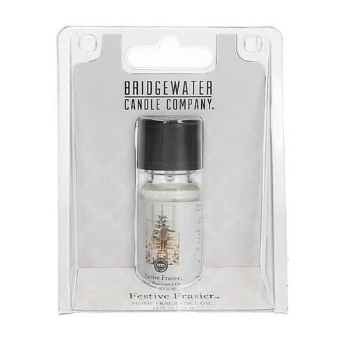 Bridgewater Candle Home Fragrance Oil 0.33 Oz. - Festive Frasier