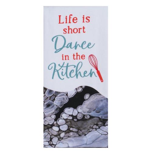 Kay Dee Designs Dual Purpose Towel - Dance in the Kitchen