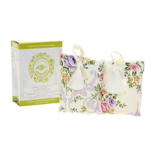 Claire Burke Wardrobe Sachets Box of 2 - Original