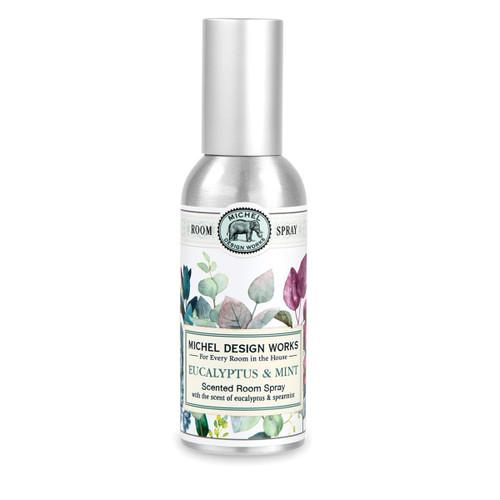 Michel Design Works Home Fragrance Spray 3.3 Oz. - Eucalyptus & Mint