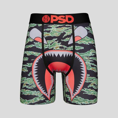 PSD Underwear Boxer Briefs - Warface Tiger Camo