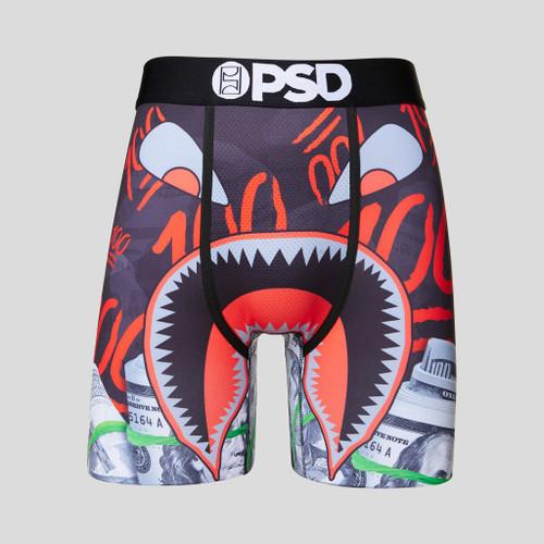 PSD Underwear Boxer Briefs - Warface Keep It 100