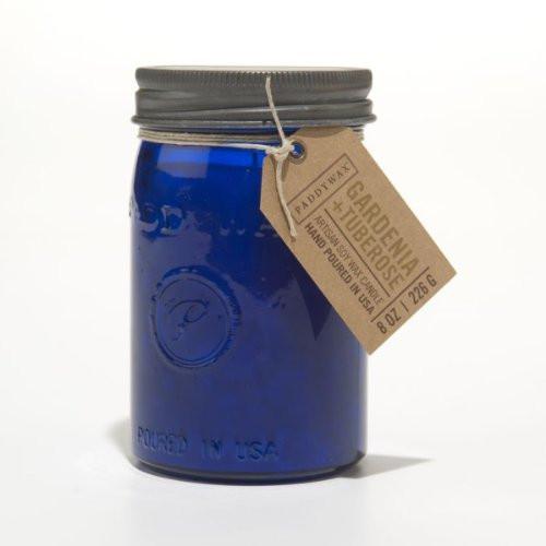 Paddywax Relish Jar 9.5 Oz. - Gardenia & Tuberose