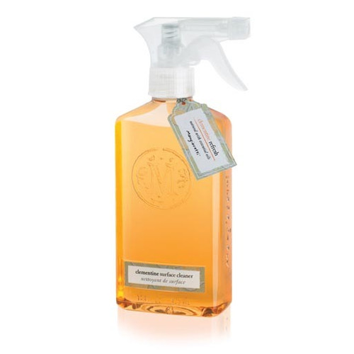 Mangiacotti Natural Surface Cleaner 14.4 Oz. - Clementine