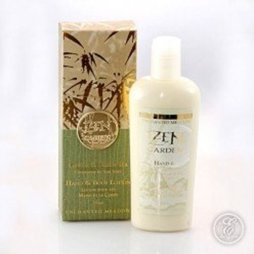 Enchanted Meadow Zen Hand & Body Lotion 8 oz. - Ginger & Green Tea