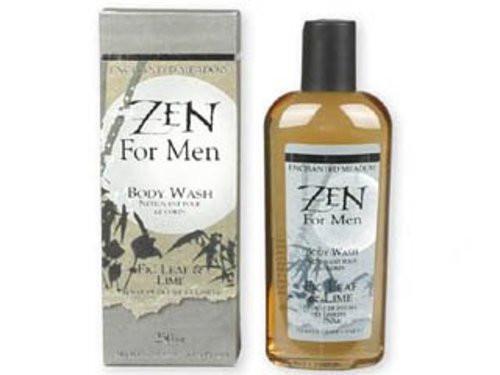 Enchanted Meadow Zen for Men Body Wash 8 Oz. - Fig Leaf & Lime