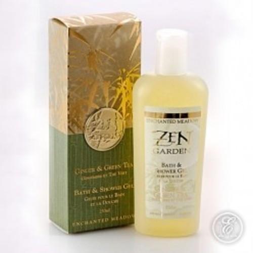 Enchanted Meadow Zen Bath & Shower Gel 8 oz. - Ginger & Green Tea
