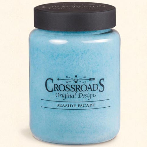 Crossroads Classic Candle 26 Oz. - Seaside Escape
