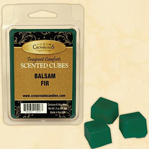 Crossroads Scented Cubes 2 Oz. - Balsam Fir
