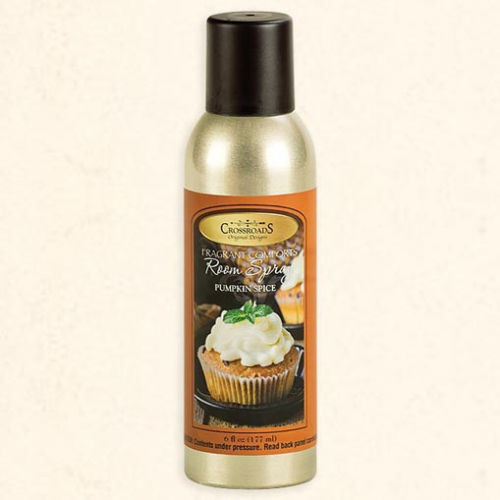 Crossroads Room Spray 6 Oz. - Pumpkin Spice
