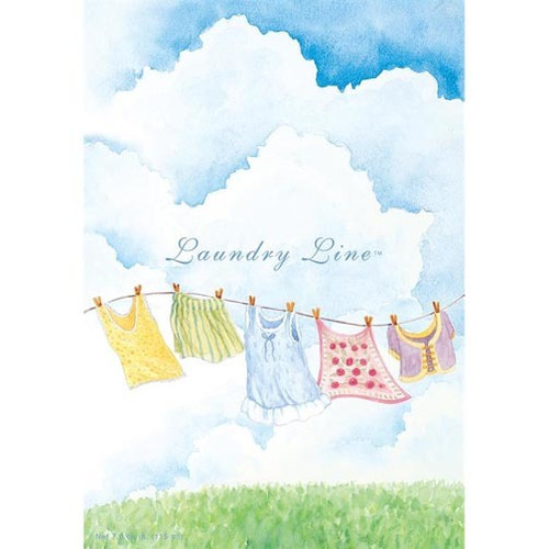 Willowbrook Fresh Scents Scented Sachet - Laundry Line