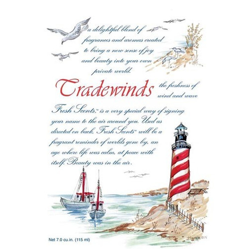 Willowbrook Fresh Scents Scented Sachet - Tradewinds